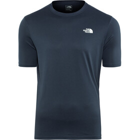 The North Face Flex II SS Shirt Herren urban navy/tnf white